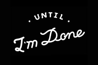 until-im-done logo